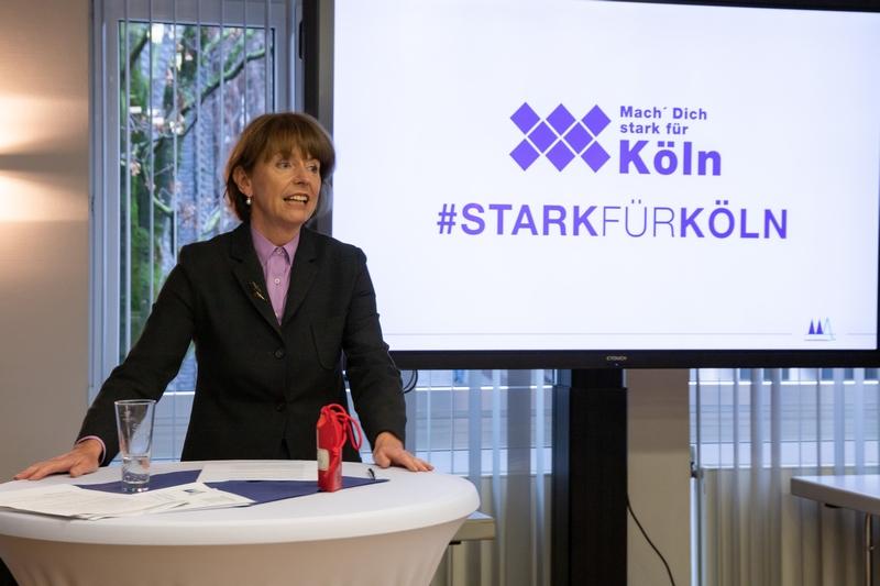 Mach Dich stark für Köln 2020